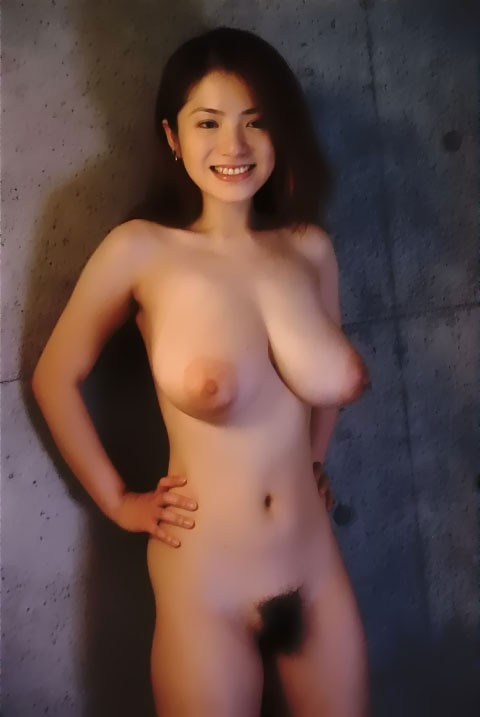 posing tit nude big Natural