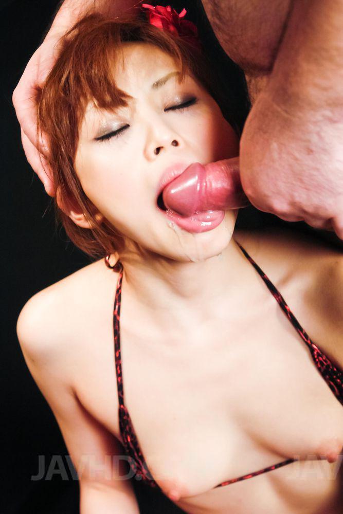 Japanese Cum In Ass