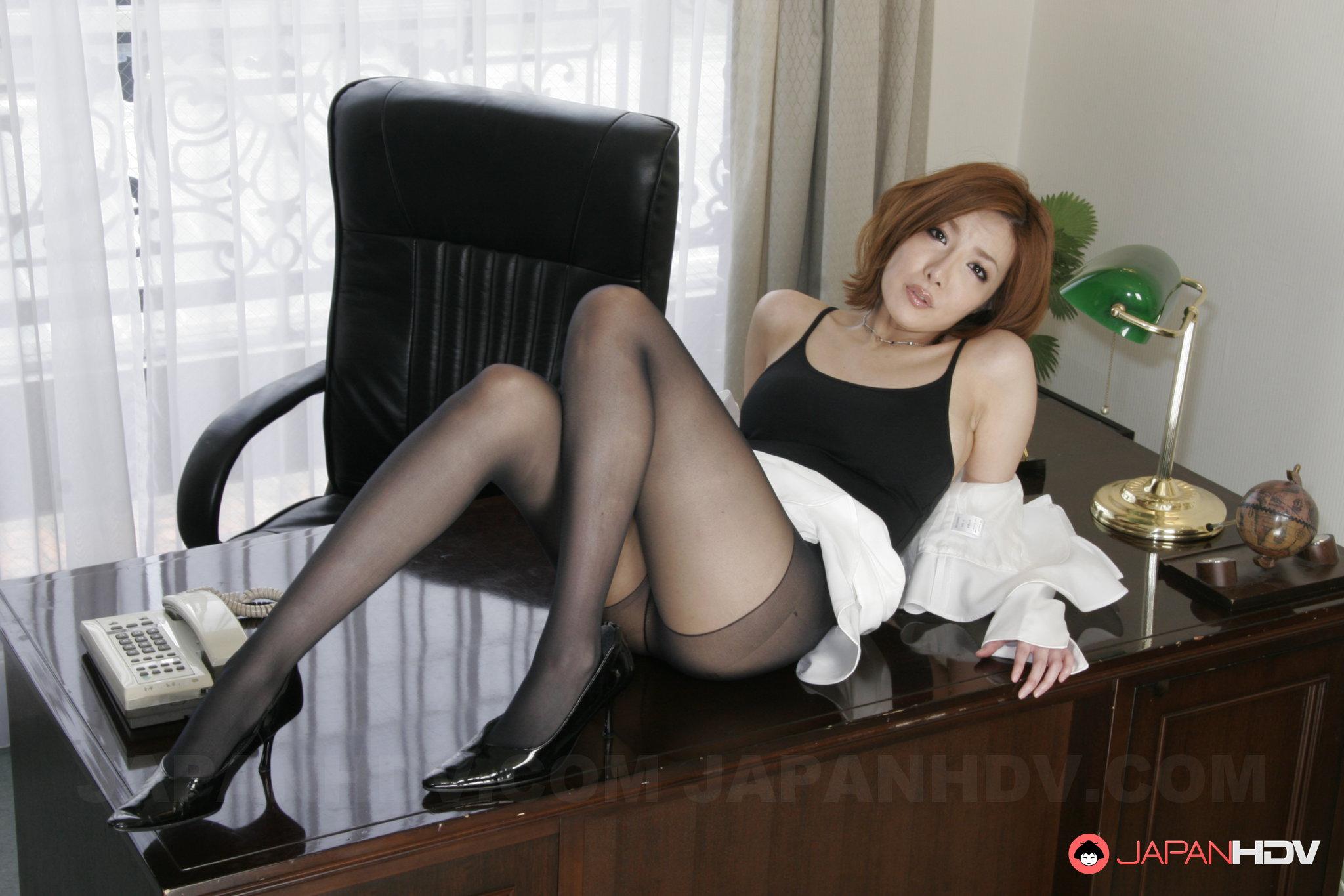 Girls japan pussys office