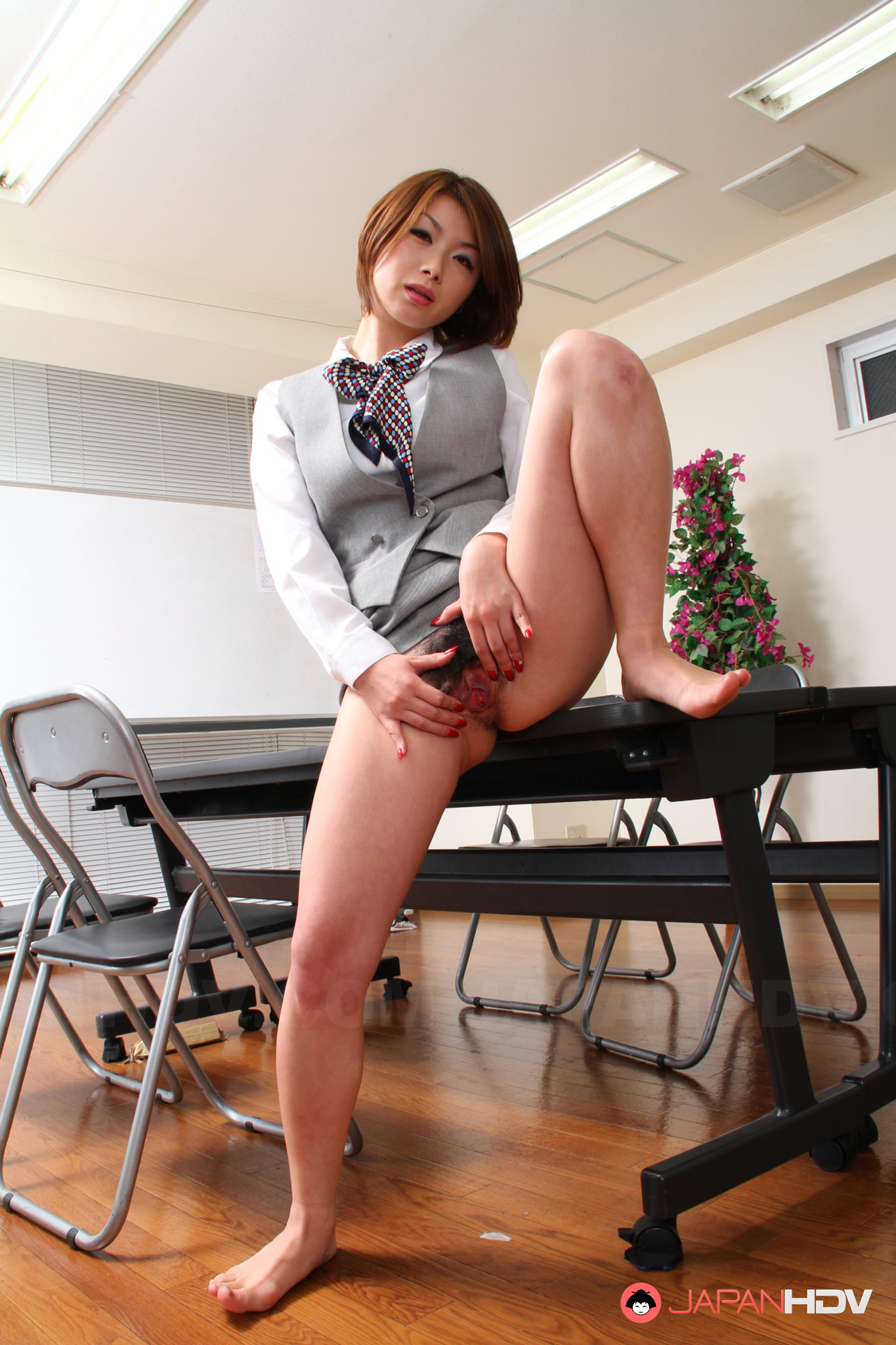 Japanese Amateur Office Lady