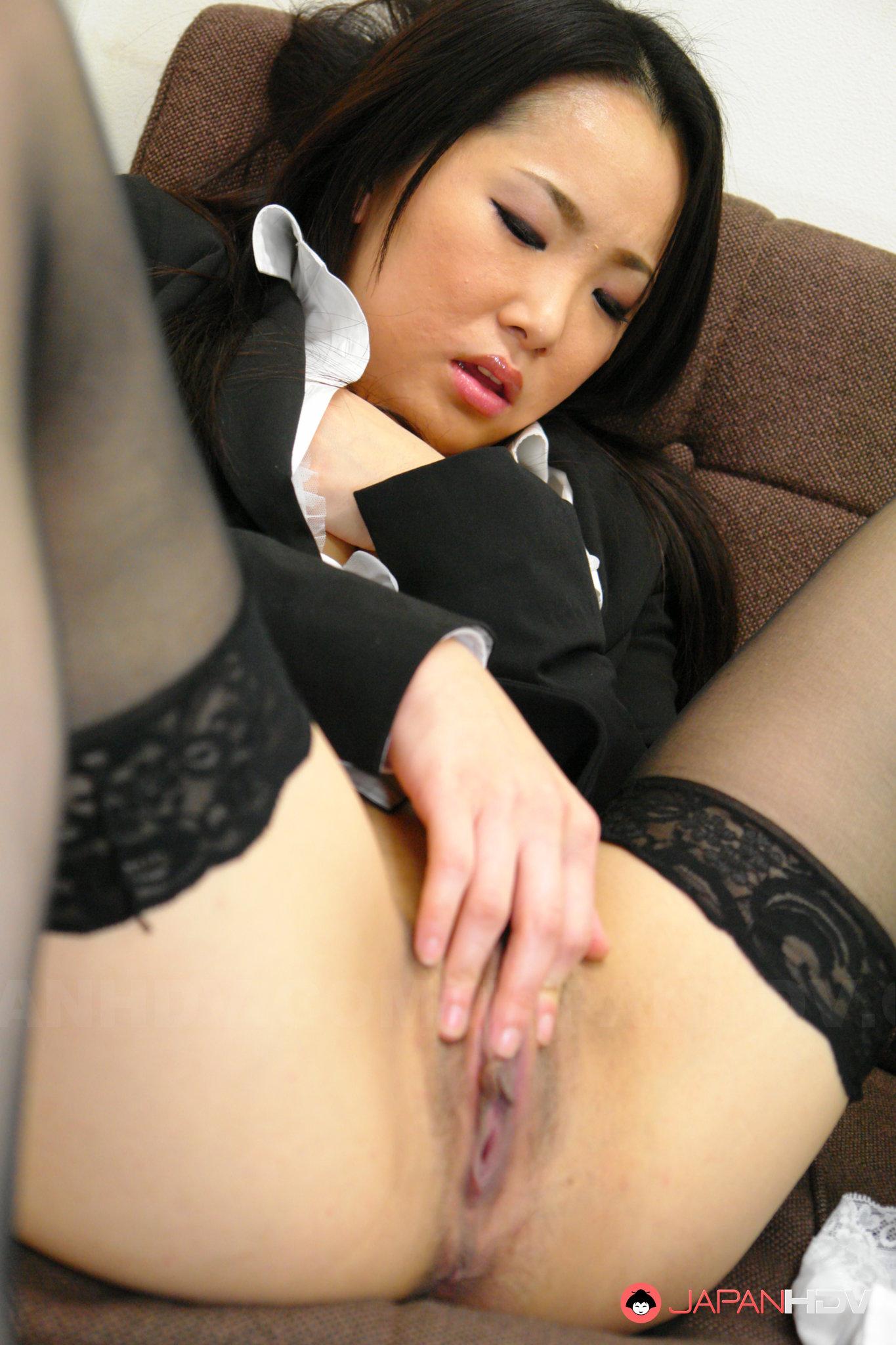 mizushima pussy Ai