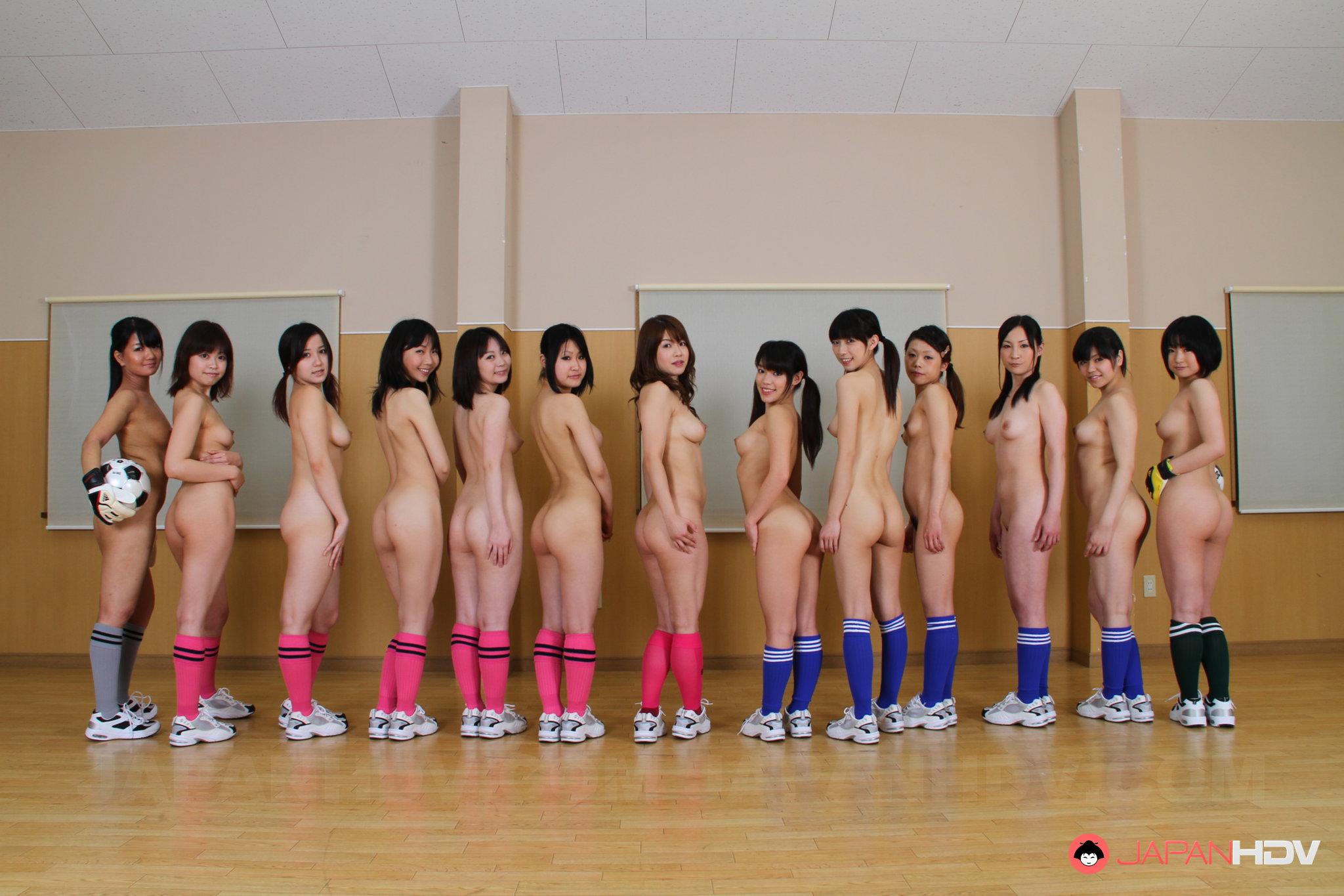 porn soccer groups of girls