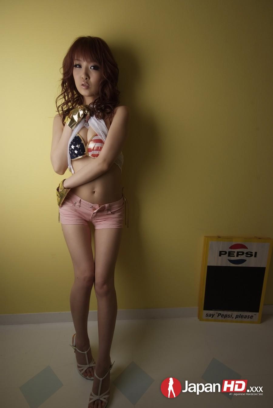 Realize, Grown nudist girl model entertaining phrase