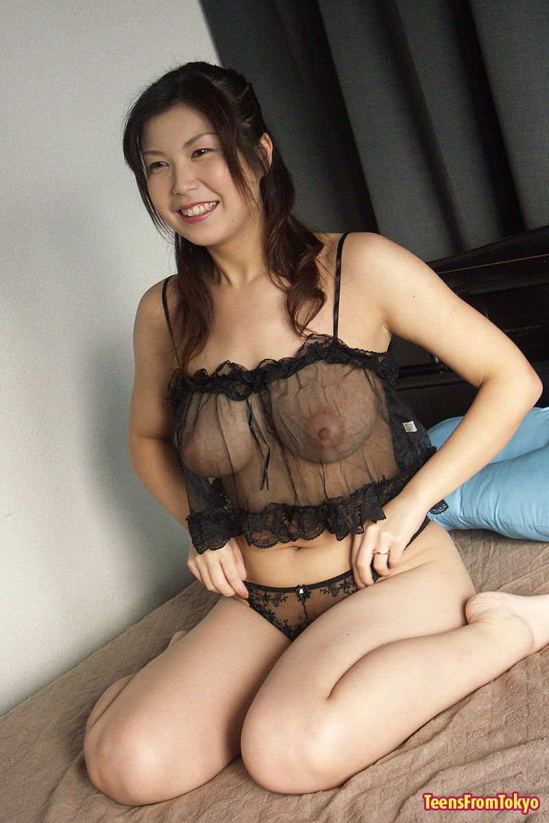 Busty japanese girls