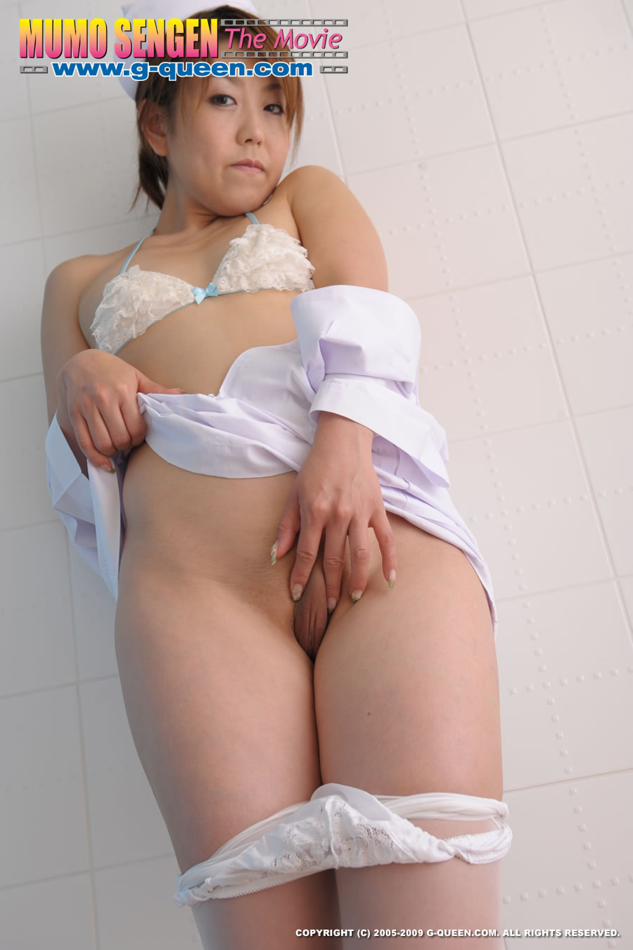 Asian white pantyhose This theme