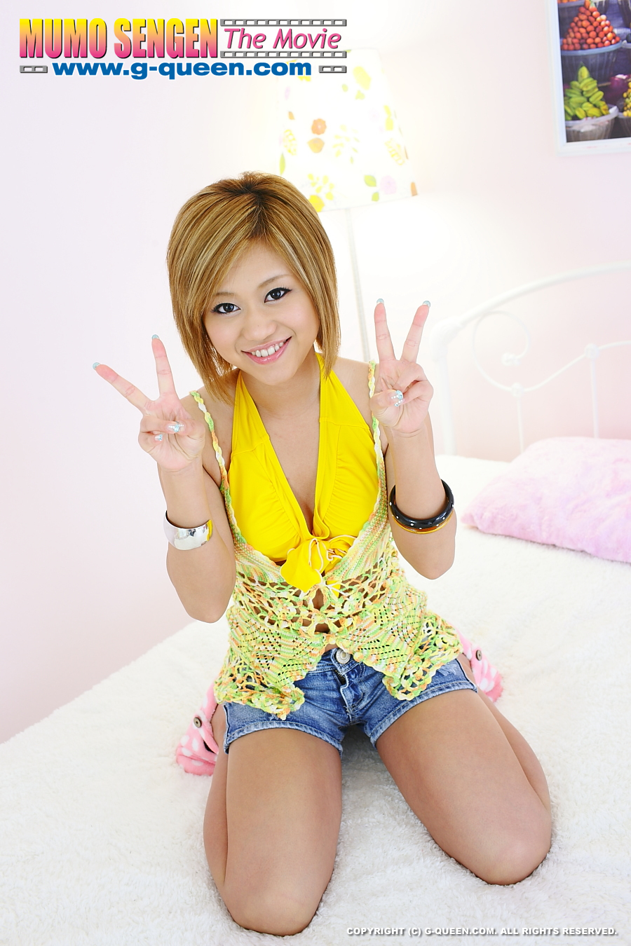 Japanese nude girls with finger idea